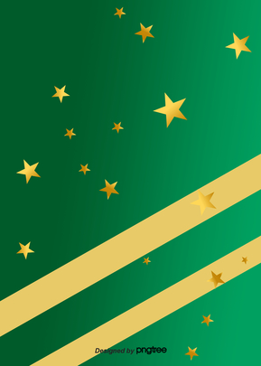 golden pentagon decorative background , Five-pointed Star, Stars, Decoration Background image