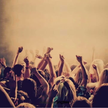 भीड़ जयकार पृष्ठभूमि डिजाइन , अपने हाथ उठाओ, भीड़, जश्न मनाने पृष्ठभूमि छवि