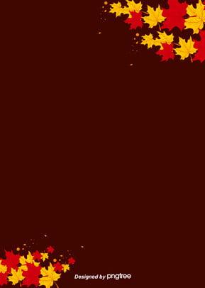 गोल्डन शरद ऋतु मेपल के पत्तों पृष्ठभूमि डिजाइन , ब्लेड, मेपल, पत्ते पृष्ठभूमि छवि