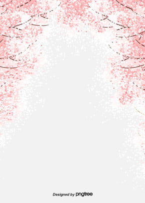 pink flowers and tree branches background , Branch, Cherry Blossoms, Romantic Background image