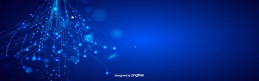 Đổ dốc màu nền xanh cuộc họp kinh doanh công nghệ , Vầng Hào Quang, Hình Học, Hội Nghị Thương Mại Ảnh nền