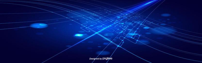 深い青色の科学技術会社のビジネスの背景 , 企業, 光陰, ビジネス 背景画像