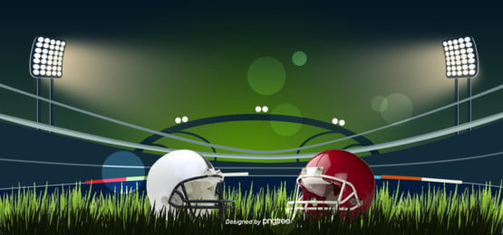 kiểu mũ bóng xanh bóng bằng tay đua super bowl sân bóng nền , Vầng Sáng, Bằng Tay, Bóng Bầu Dục Ảnh nền