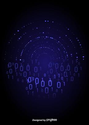 đơn giản là trừu tượng hệ màu nền công nghệ bán viên mã nhị phân , Mã Nhị Phân, Mã, Hình Học Ảnh nền