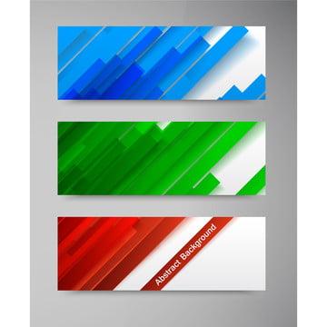 ベクトルバナーセット赤ラインストリップ , 抄録, アート, 背景 背景画像