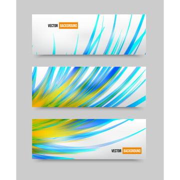 ベクトルフラワーバナーパンフレットとテンプレートを設定 , 抄録, 抽象化, アートワーク 背景画像