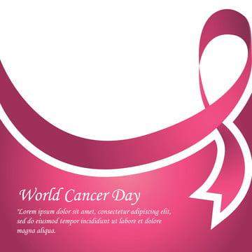 世界癌の日の背景 , 背景, 旗, 癌 背景画像