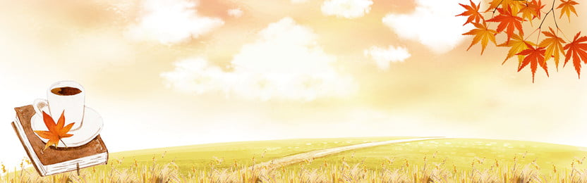 黄色の垂直秋の背景のテンプレート あき あき あき 秋の服 婦人服 金 ポスター バナー 葉っぱ 小麦の穂 小麦 秋の収穫 李秋, あき, あき, あき 背景画像