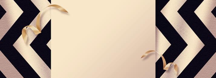 latar belakang poster jemputan emas hitam atmosfera high end hitam emas streamer square berlian akhir tinggi suasana jemputan kecerunan, Tinggi, Suasana, Jemputan imej latar belakang