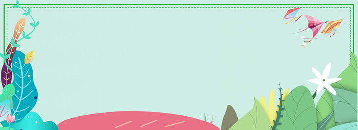 彩色圓弧夏季清涼背景 彩色 植物 葉子 環境 紋理 創意 裝飾 花朵 自然, 彩色, 植物, 葉子 背景圖片