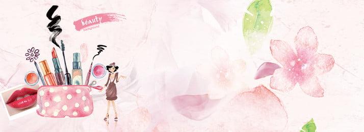 mỹ phẩm nền màu hồng nền poster văn học mỹ phẩm nền hồng Đơn, Phẩm, Nền, Học Ảnh nền