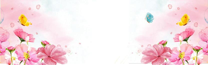 काल्पनिक हाथ खींचा फूल पृष्ठभूमि बैनर काल्पनिक पृष्ठभूमि गुलाबी पृष्ठभूमि हाथ, होम, से, काल्पनिक हाथ खींचा फूल पृष्ठभूमि बैनर पृष्ठभूमि छवि