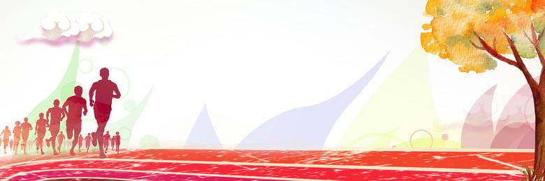 クリアモーション背景テンプレート フィットネス ランニング スポーツ スプリント 背景バナー 暴走 ランニング 情熱 目標 闘争 ポジティブエネルギー 運動選手 競争 ゲーム, フィットネス, ランニング, スポーツ 背景画像