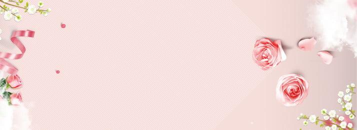 Модные свежие ручная роспись цветов баннер цветы Акварельный цветок материал Ручная фона Свежий литературный Фоновое изображение