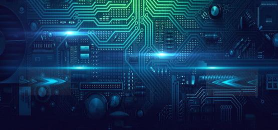 bandeira de chip de inteligência artificial azul inovação sentido tecnológico terra planeta gradiente luz das, Inovação, Sentido, Das Imagem de fundo