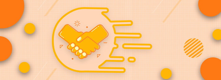 bandeira de dia internacional amizade handshake gráfico laranja dia internacional da, Internacional, De, Fundo Imagem de fundo