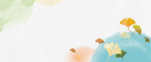 文芸銀杏光秋の背景 文学 単純な イチョウ 衣料品秋の新しい背景 明るい色 イエロー, 文芸銀杏光秋の背景, 文学, 単純な 背景画像