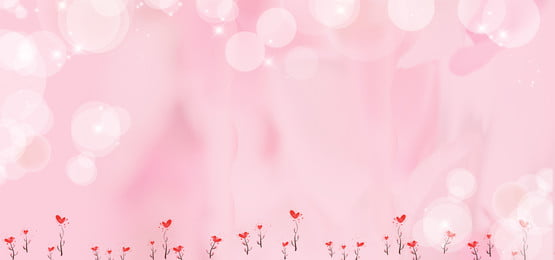 pink dream heart shaped tanabata, Halo, Layering, Valentines Day Background image