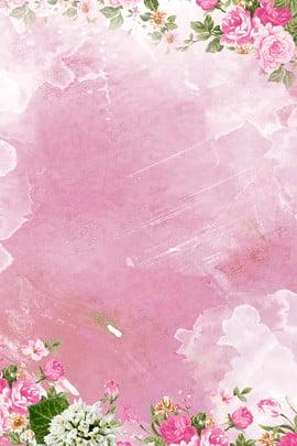 ピンクの花びらの花のpsd , レイヤード、穀物、花のフレーム、フレーム、ピンク、花びら、花 背景画像