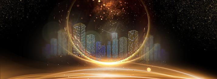 रियल एस्टेट प्रचार रचनात्मक संश्लेषण अचल संपत्ति लेन देन वैश्विक व्यापार डेटा सोने, सतह, शैली, संपत्ति पृष्ठभूमि छवि