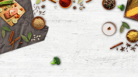 seasoning creative synthesis food creative advertising, Poster, Sticky Board, Meat Background image