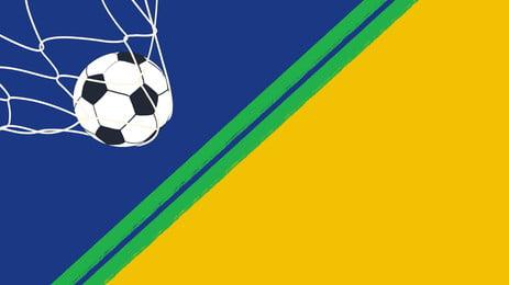 بسيط، الأزرق، الأزرق، كأس العالم، الخلفية بسيط خلفية صفراء خلفية زرقاء كرة, صفراء, خلفية, القدم صور الخلفية