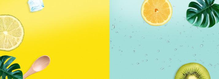 Mùa hè tươi tương phản nền poster Mùa hè Tươi Màu tương Hè Nền Poster Hình Nền