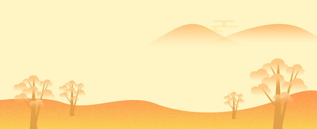 sunset trees mountain yellow background, Travel, Outdoor, Wedding Background image