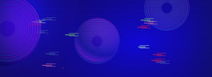 Line nghệ thuật gradient kinh doanh biểu ngữ internet Rung Internet Nghệ thuật vẽ Doanh Khí Thuật Hình Nền