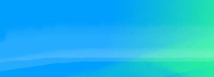 watercolor blue green gradient, Smudge Effect, Technological Sense, Rendering Background image