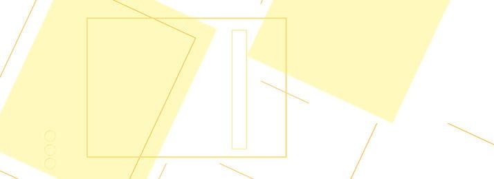 Gelber kreativer quadratischer Grenzhintergrund Gelb Creative Künstlerische Konzeption Textur Linienentwurf Grenze Hintergrund Gelber Kreativer Quadratischer Hintergrundbild