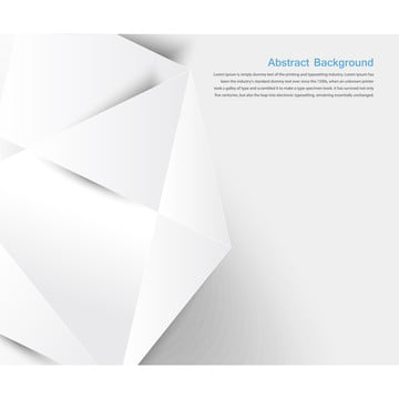 vector abstract background white geometric , 3d, Abstract, Background Imagem de fundo