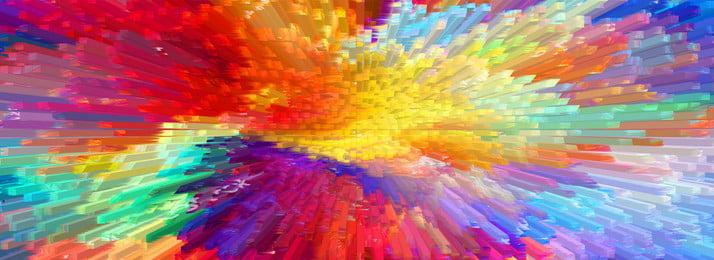绚 màu nền trừu tượng độ dốc 3d 绚 彩 3d tóm tắt Độ, Xạ, Bối, Cảnh hình nền