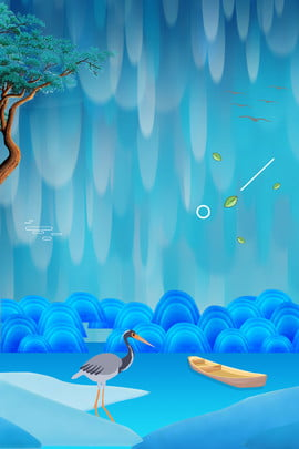 10 8 hanlu 24th solar egret wild goose poster 10 8 sương lạnh hai , Lạnh, Hai, Trời Ảnh nền