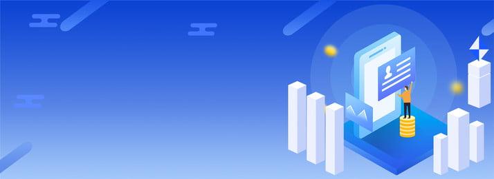 2 5d金融経済情報バナーポスター 2 5d 単純な 立体 ファイナンス 経済 携帯電話 名刺 情報 金貨 キャラクター, 2.5d金融経済情報バナーポスター, 2.5d, 単純な 背景画像