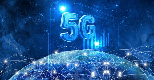 वैश्विक शहर 5g युग 5 जी युग 5g इंटरनेट प्रौद्योगिकी विज्ञान, ज्ञान, गति, क्रिएटिव पृष्ठभूमि छवि