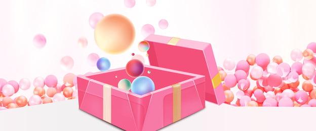 эстетизм темперамент пузырь розовый, плакат, эстетизм, темперамент Фоновый рисунок
