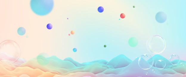 Красивый стиль темперамент пузырь фон постер Красивый ветер темперамент пузырь плакат градиент сниться фон, Красивый, Красивый стиль темперамент пузырь фон постер, ветер Фоновый рисунок