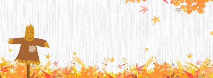 문학 가을 배경 템플릿 가을 낙엽 가을 여성 포스터 가을, 여성, 문학 가을 배경 템플릿, 할인 배경 이미지
