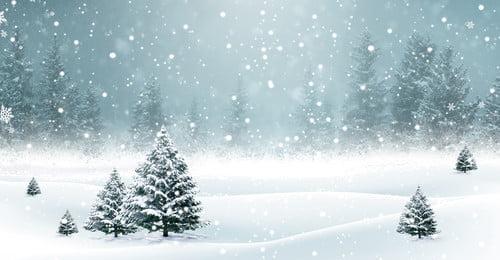 fundo de cartaz nevando lindo inverno linda fresco li dong solstício de, De, Nevar, Snow Imagem de fundo