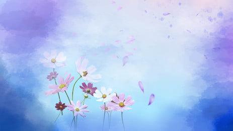 水彩グラデーションの美しい紫色の背景 美しい 紫色 バックグラウンド 水彩画 紫色 花 ポスター 広告宣伝 グラデーション 美しい 紫色 バックグラウンド 背景画像
