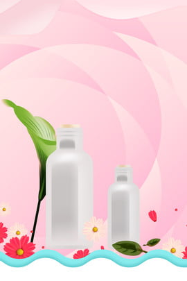 beauty cosmetic skin care products essence , Emulsion, Flower, Beauty Background image