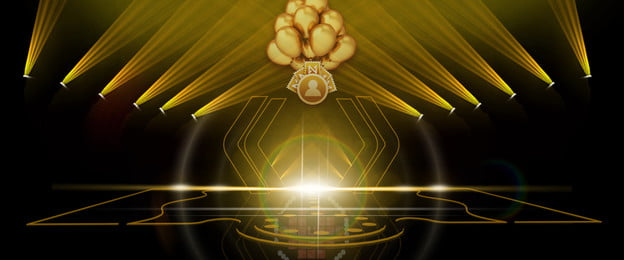 black friday hội nghị thường niên giải thưởng gala black gold stage poster thứ sáu đen năm, Tạng, Giải, Thứ Ảnh nền