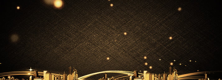 latar belakang emas hitam sintetik kreatif hitam emas emas hitam latar belakang silau shading city talian kreatif sintesis, Latar Belakang Emas Hitam Sintetik Kreatif, Belakang, Silau imej latar belakang