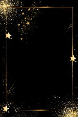 Đen tối giản lời mời kinh doanh nền vàng lời mời Đen Đơn giản kinh doanh lời , Nền, Biên, Mời Ảnh nền