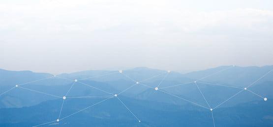 Biểu ngữ áp phích Blockchain Blockchain Internet Thương mại điện Doanh Blockchain Kinh Hình Nền