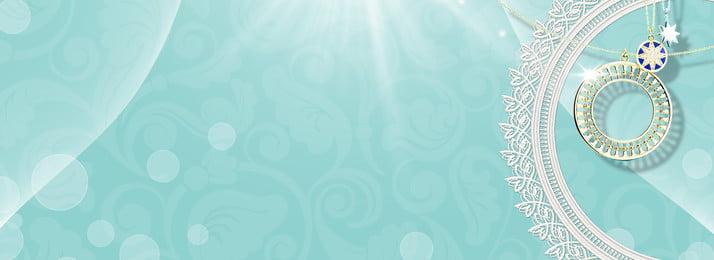 창의적인 합성 고급 색상 배경 블루 고급 색상 티파니 색 레이스 음영 펜던트 신선한 아름다운 단순한 크리에이티브, 블루, 고급, 색상 배경 이미지