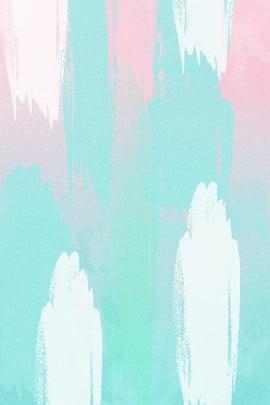Màu xanh hồng màu sơn kết cấu màu nước poster Bột màu xanh Màu Phích Giảm Màu Hình Nền