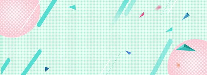 藍色簡約馬卡龍色背景 藍色 簡約 馬卡龍色 多邊形 圓, 藍色, 簡約, 馬卡龍色 背景圖片