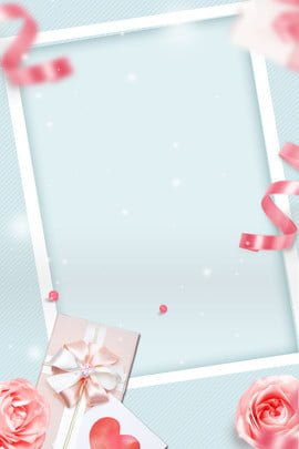 blue chinese valentines dayバレンタインデーフローティングリボンロマンチックな青い広告の背景 ブルー 七夕 バレンタインデー 浮遊 リボン ロマンチックな ブルー 広告宣伝 バックグラウンド , ブルー, 七夕, バレンタインデー 背景画像